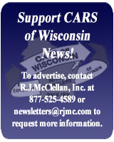 Support CARS of Wisconsin